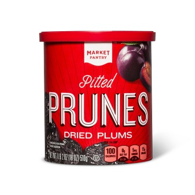 Dried Fruit & Raisins: Market Pantry Pitted Prunes