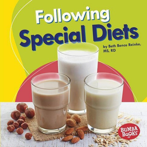 Following Special Diets - (Bumba Books (R) -- Nutrition Matters) by  Beth Bence Reinke (Hardcover) - image 1 of 1