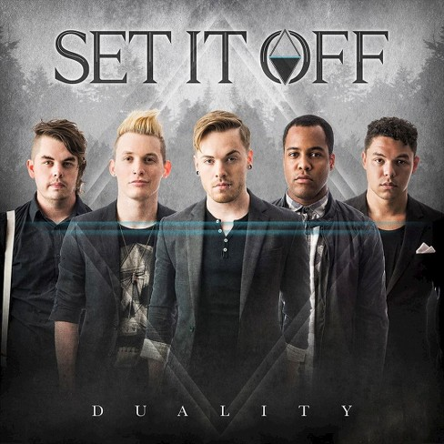 Set it off - Duality (CD) - image 1 of 1
