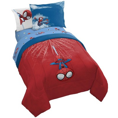 Twin Spider-Man Friendly Neighbor Bed in a Bag