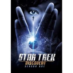 Star Trek:Discovery Season One (DVD)