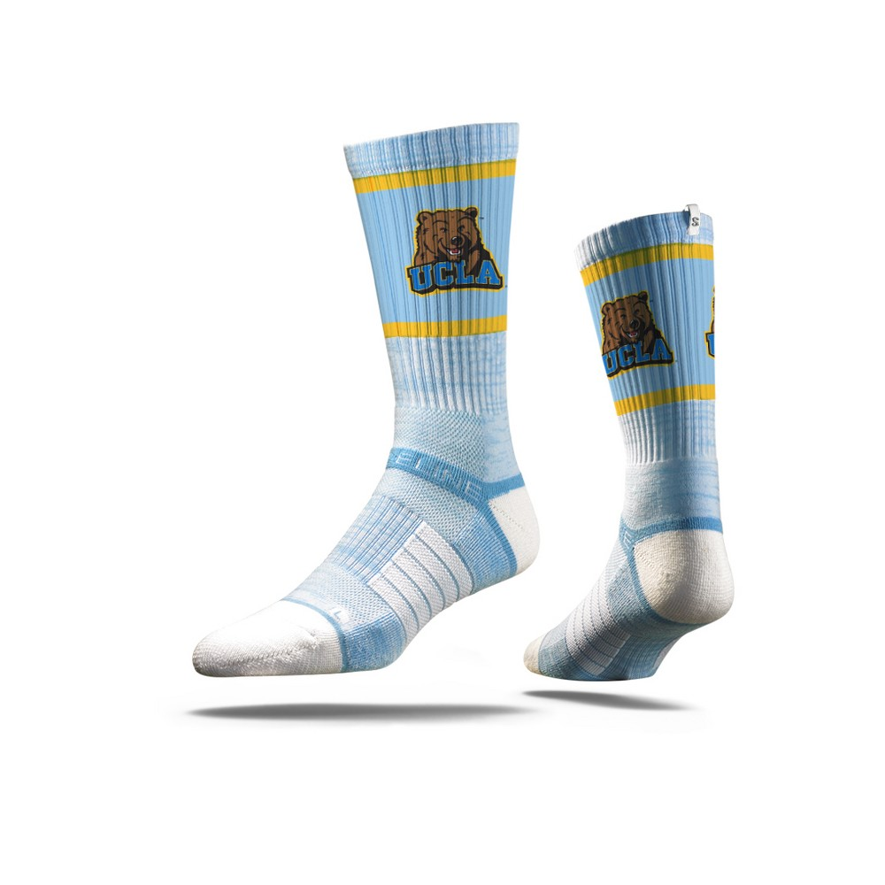NCAA Mascot Premium Socks Ucla Bruins M/L, Men's