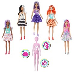 Barbie Color Reveal Doll – Styles May Vary