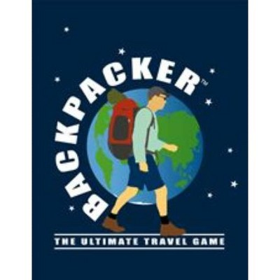 Backpacker - The Ultimate Travel Game Board Game