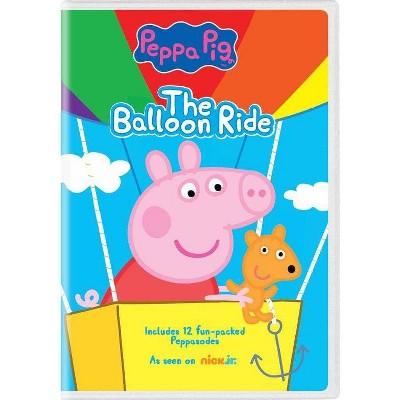 Peppa Pig: The Balloon Ride (DVD)