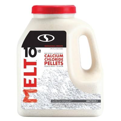 Snow Joe 10lb Outdoor Ice Melt Calcium Choride Pellets
