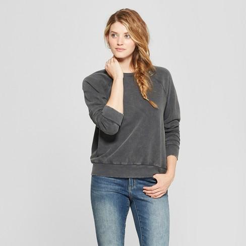 d19b8f8ffbab Women s Crew Neck Sweatshirt - Universal Thread™   Target