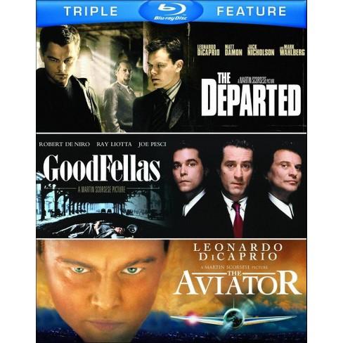 Departed/Goodfellas/Aviator (Blu-ray) - image 1 of 1
