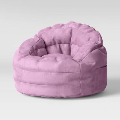 Settle In Bean Bag Chair Purple - Pillowfort™