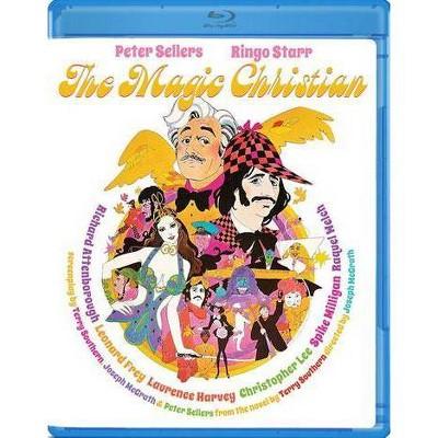 The Magic Christian (Blu-ray)(2013)