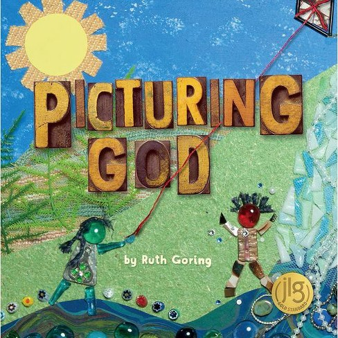 Picturing God - by  Ruth Goring (Hardcover) - image 1 of 1