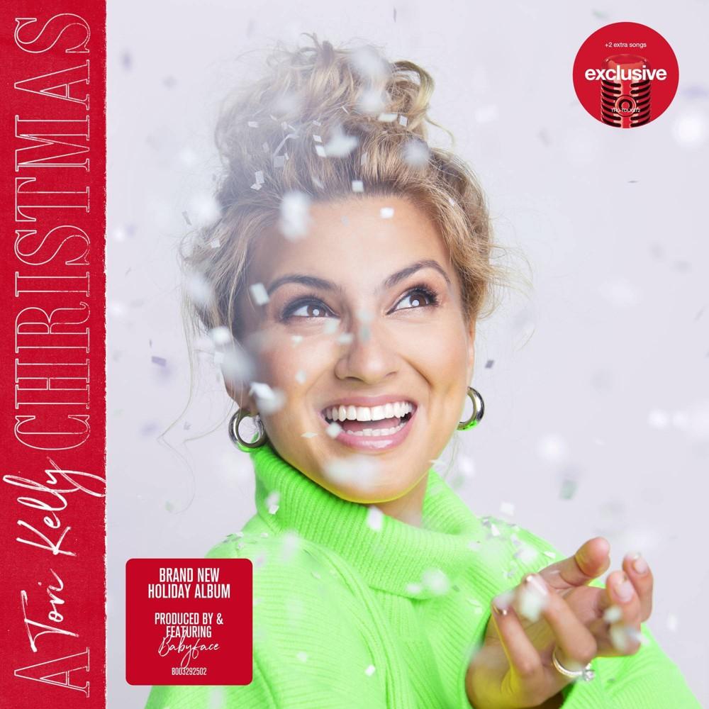 Tori Kelly A Tori Kelly Christmas Target Exclusive Cd