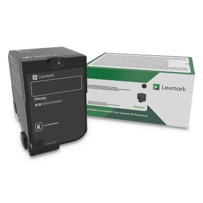 Lexmark 74C0HKG (CS725) High-Yield Toner 20000 Page-Yield Black