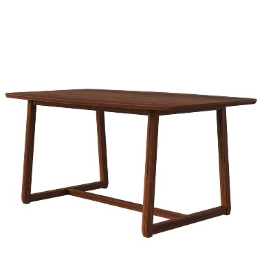 Millie Rectangular Wood Dining Table - Handy Living