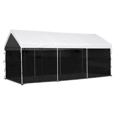 Shelter Logic 10x20 Canopy 1 3/8\