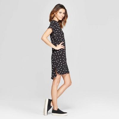 Polka Dot Short Dresses