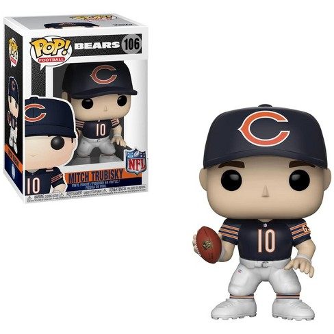 Chicago Bears NFL Funko POP Vinyl Figure - Mitch Trubisky - image 1 of 1