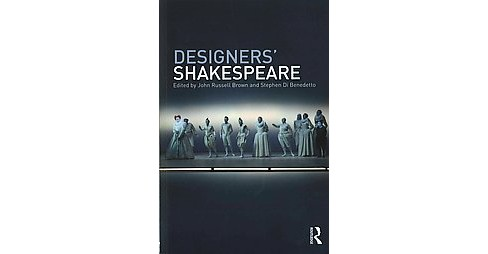 Designers' Shakespeare (Paperback) - image 1 of 1