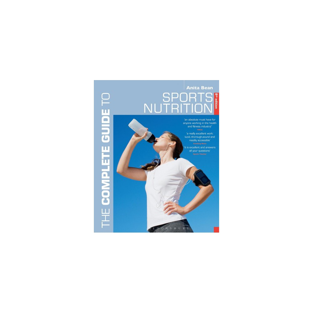 Complete Guide to Sports Nutrition - (Complete Guide) by Anita Bean (Paperback)