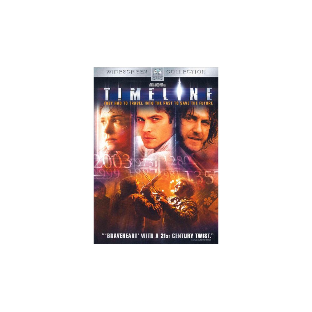 Timeline (Dvd), Movies
