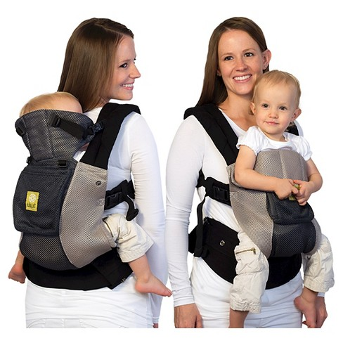 349f6c08426 LILLEbaby 6-Position Complete Airflow Baby   Child Carrier -  Charcoal Silver. Shop all LILLEbaby