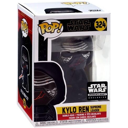 Funko The Rise Of Skywalker Pop Star Wars Kylo Ren Supreme Leader Vinyl Bobble Head 324 Target