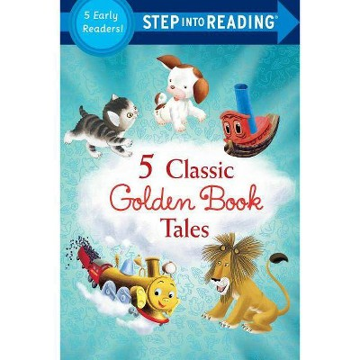 Five Classic Golden Book Tales (Paperback) - by Sue Dicicco