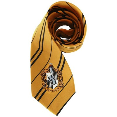 Elope Harry Potter House Hufflepuff Kid and Adult Costume Necktie