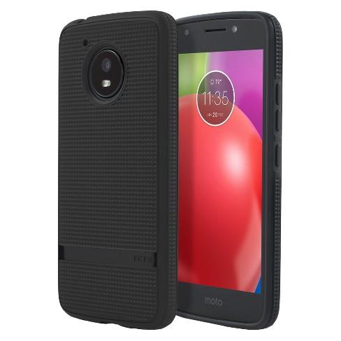 buy online 6b326 36f3e Incipio Moterola Moto E4 Case NGP Advanced - Black