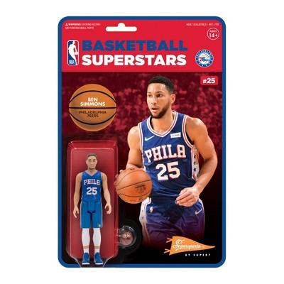 "NBA Philadelphia 76ers 3.75"" ReAction Action Figure - Ben Simmons"