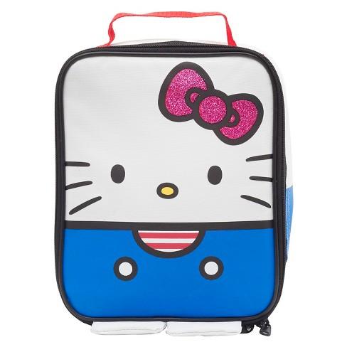 89e12de443 Hello Kitty Lunch Box - Bright Blue