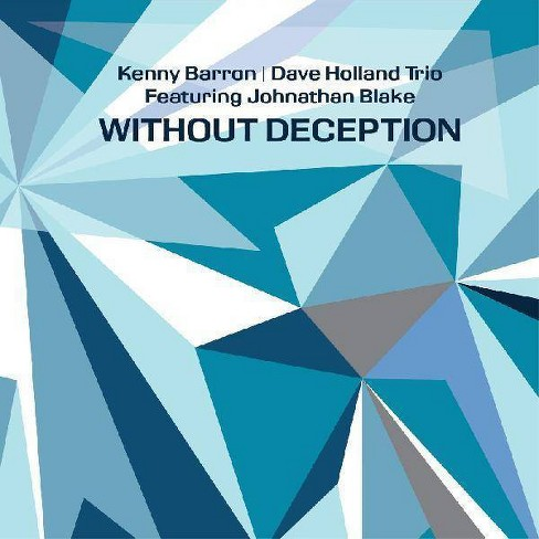 Barron kenny - Kenny barron dave holland & johnathan blake-without deception (Vinyl) - image 1 of 1