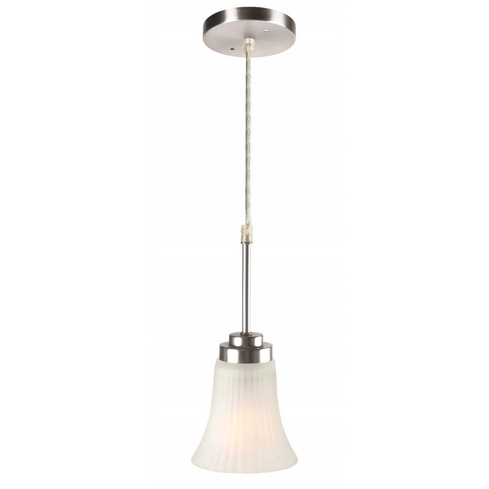 Lite Source Incandescent Bu Ceiling Light - Silver
