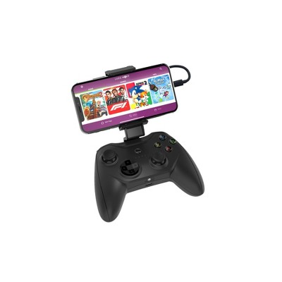 Rotor Riot Wired Mobile Game Controller for iOS - Black