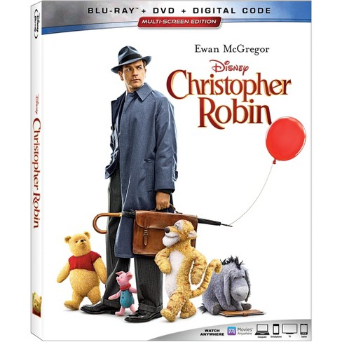 Christopher Robin (Blu-ray + DVD + Digital) - image 1 of 1