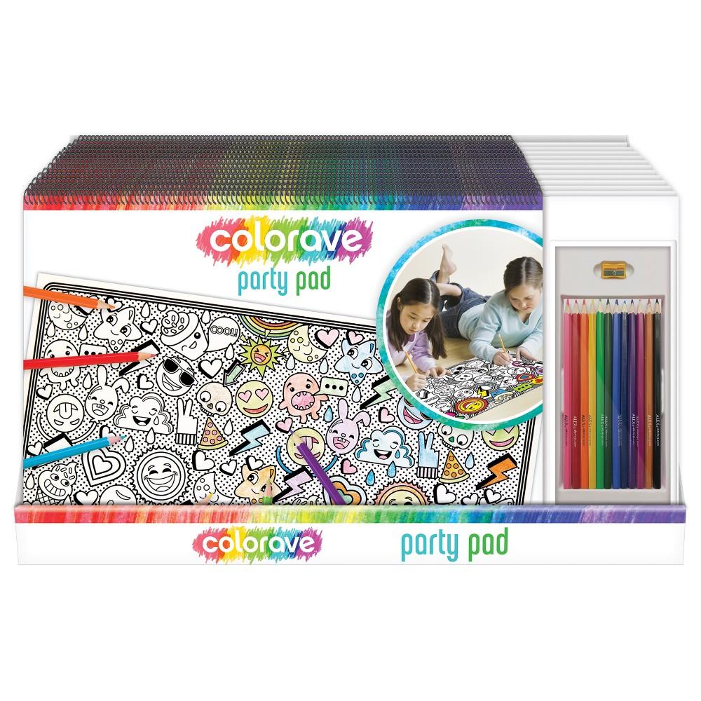 Image of ALEX Art Colorave Party Pad