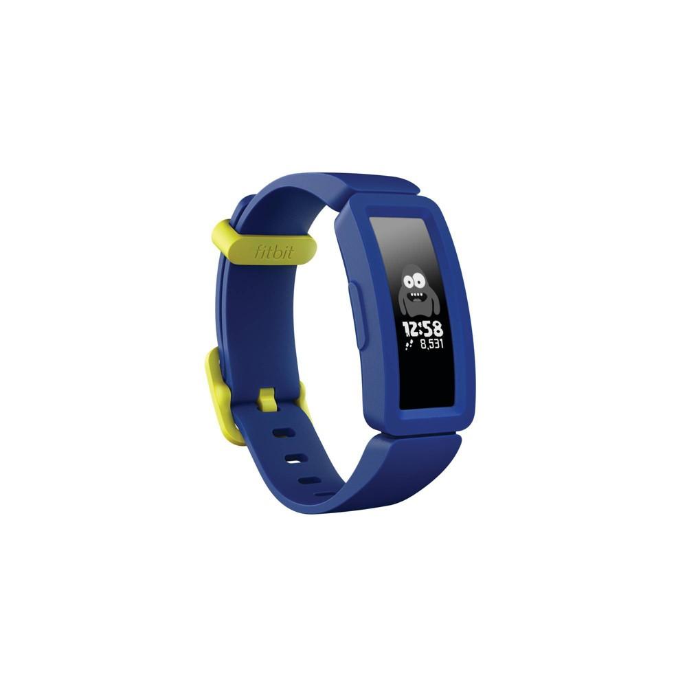 Fitbit Ace 2 Activity Tracker Night Sky Neon Yellow