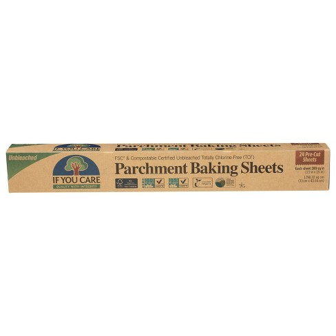 If You Care Parchment Food Wraps Sheets - 70 sq ft - image 1 of 4