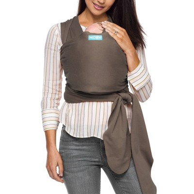 Moby Classic Wrap Baby Carrier - Cocoa