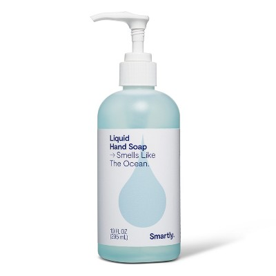 Hand Soap: Smartly Liquid Hand Soap