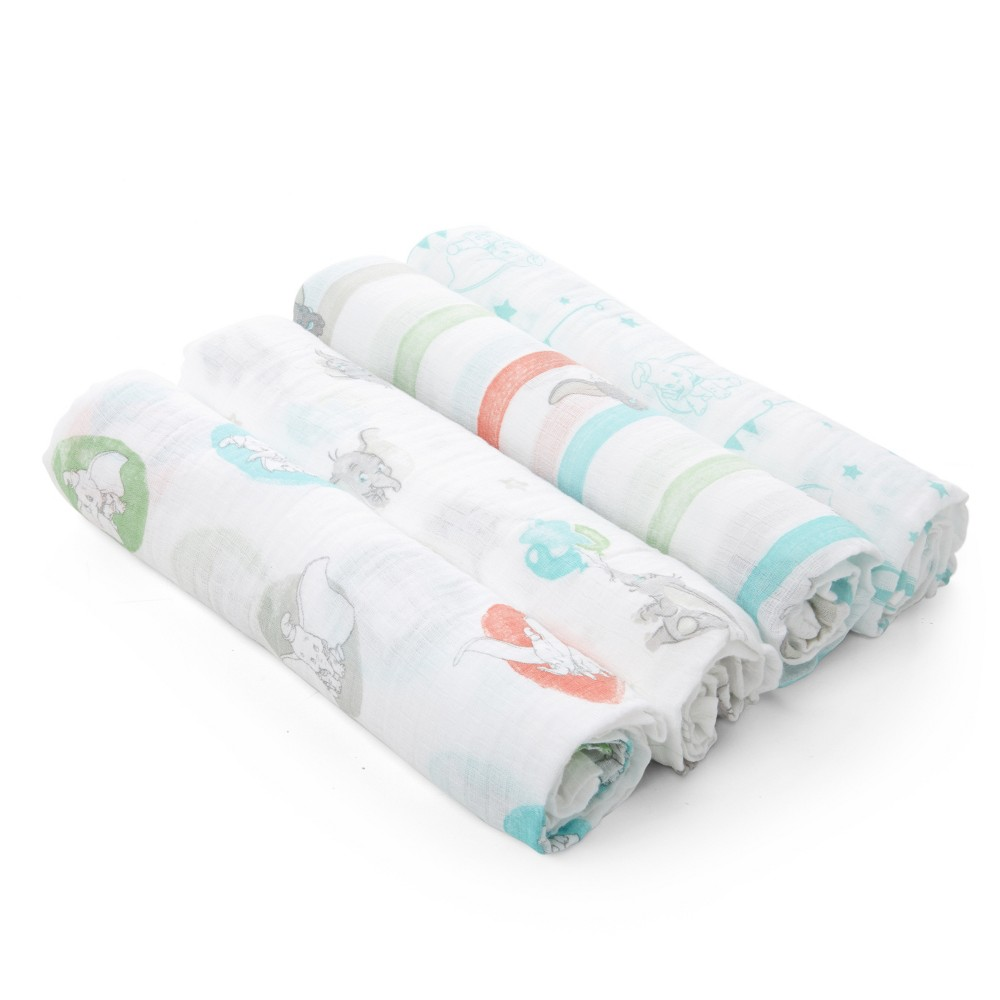 Image of aden by aden + anais Disney Swaddle Plus - Dumbo