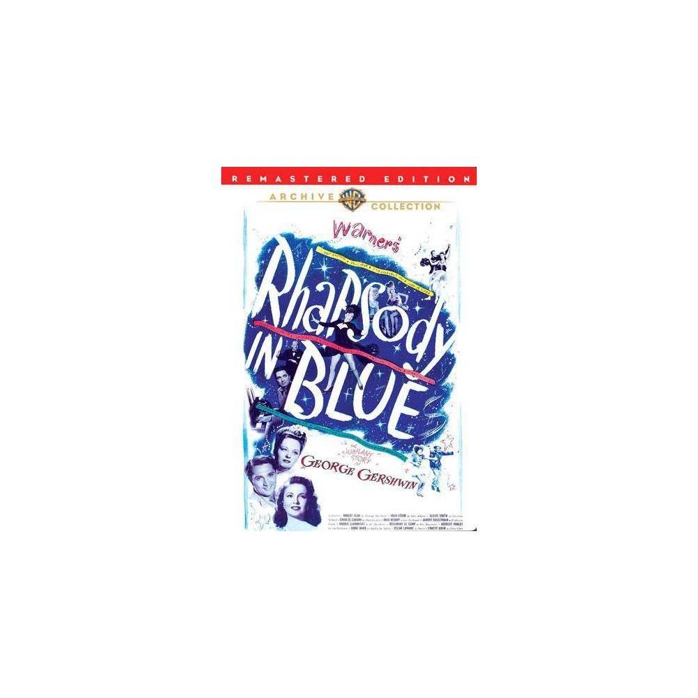 Rhapsody In Blue Dvd 2012