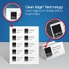 Avery Clean Edge Business Cards Laser 2 x 3 1/2 White 1000/Box 5874 - image 2 of 4
