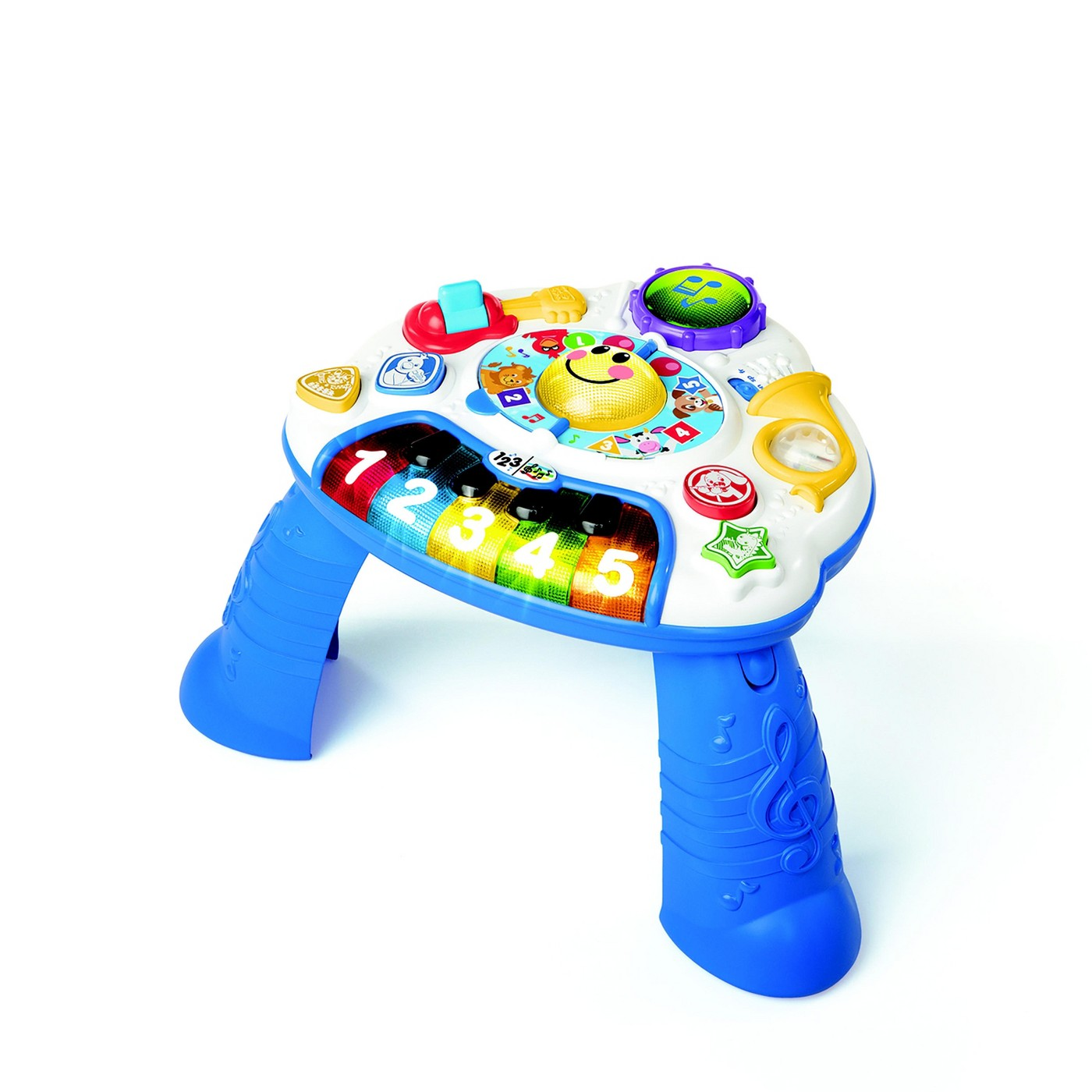 Baby Einstein Discovering Music Activity Table - image 1 of 6