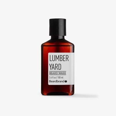 Beardbrand Lumber Yard Beard Wash - 3.4 fl oz