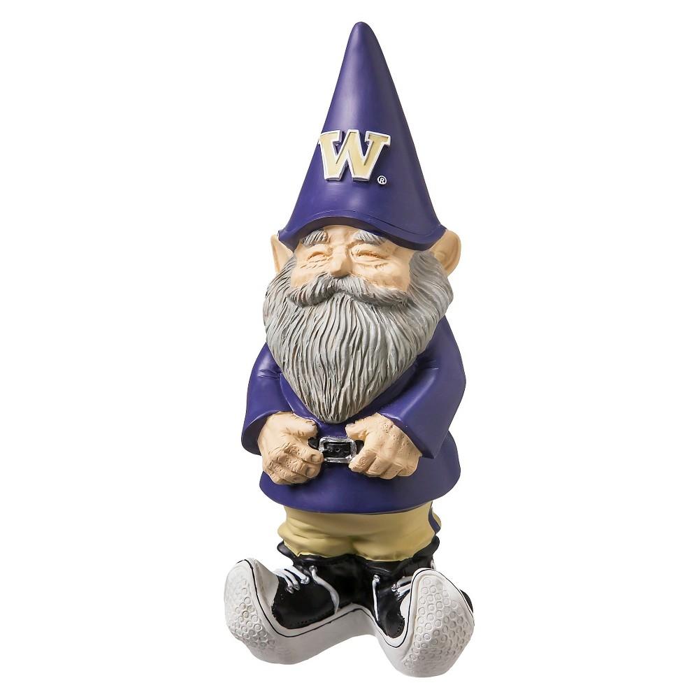 Washington Huskies Garden Gnome