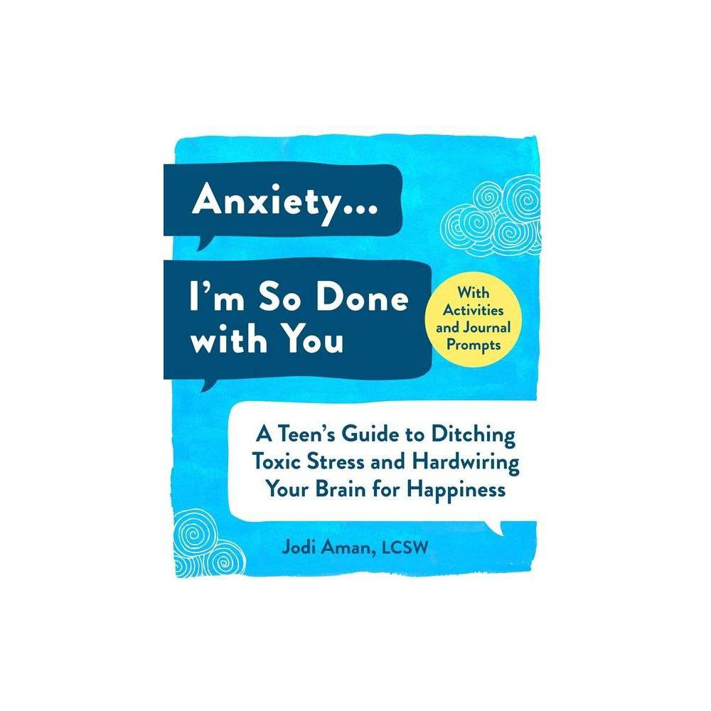 Anxiety I M So Done With You By Jodi Aman Paperback