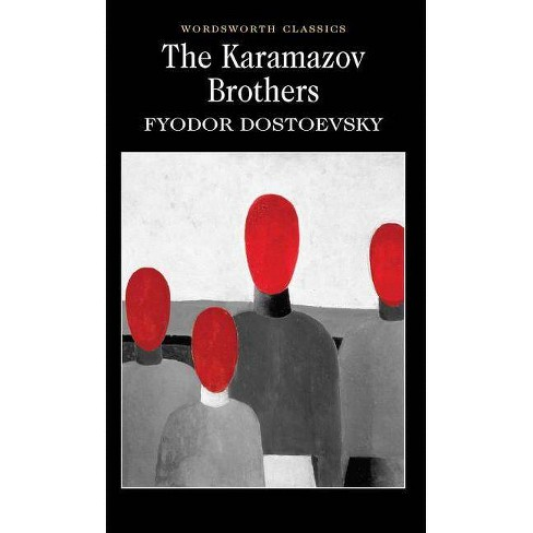 The Karamazov Brothers - (Wordsworth Classics) by  Fyodor Dostoevsky (Paperback) - image 1 of 1