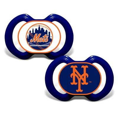 New York Mets Pacifier 2pk