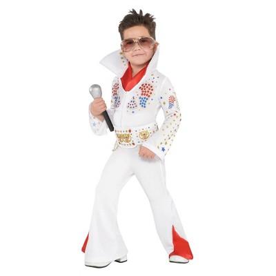 Toddler King Of Vegas Halloween Costume 3T-4T
